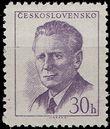 50211 / 1194 - Philately / Czechoslovakia 1945-1992 / Postage stamps 1953-1992