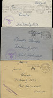 50457 / 2491 - Philately / Europe / Germany / German field post