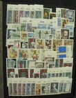 50891 / 3985 - Collections / Philately / Stamps / Europe