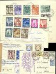 51954 / 2989 - Filatelie / Evropa / Vatikán