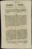 51963 / 3536 - Historical Documents, Maps / Circulars, Bulletins