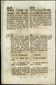 51966 / 3533 - Historical Documents, Maps / Circulars, Bulletins