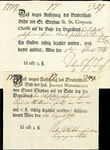51973 / 3532 - Historical Documents, Maps / Circulars, Bulletins