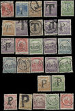 52082 / 2337 - Philately / Europe / Hungary / Kingdom of Hungary 1867–1918
