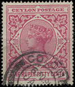 52143 / 3114 - Philately / Asia / South Asia / Ceylon