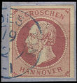 52146 / 2373 - Philately / Europe / Germany / German states / Hanover