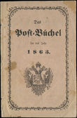 52385 / 3629 - Historical Documents / Post-Books