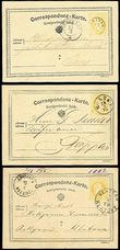 53525 / 2785 - Philately / Europe / Austria / Postal stationery