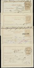 53844 / 2786 - Philately / Europe / Austria / Postal stationery