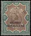 54626 / 2489 - Philately / Africa / North and East Africa / British Somaliland