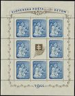 54975 / 1130 - Philately / Slovakia 1939-1945 / Stamps