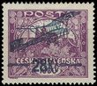 56112 / 608 - Philately / Czechoslovakia 1918-1939 / Air Stamps