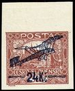 56113 / 604 - Philately / Czechoslovakia 1918-1939 / Air Stamps