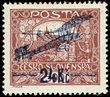 56114 / 606 - Philately / Czechoslovakia 1918-1939 / Air Stamps