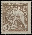 56472 / 292 - Philately / Czechoslovakia 1918-1939 / Legion Issue 1919
