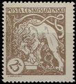 56472 / 292 - Philately / Czechoslovakia 1918-1939 / Legion Issue 1919
