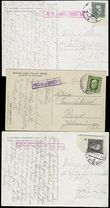 56657 / 0 - Philately / Other Philatelic Domains / Postal Agencies / Czechoslovakia 1918-39