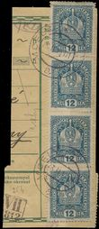 56799 / 3 - Philately / Czechoslovakia 1918-1939 / Forerunners 1918-1919