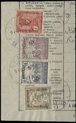 56809 / 4 - Philately / Czechoslovakia 1918-1939 / Forerunners 1918-1919