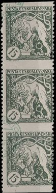 57178 / 285 - Philately / Czechoslovakia 1918-1939 / Legion Issue 1919