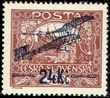 58058 / 605 - Philately / Czechoslovakia 1918-1939 / Air Stamps