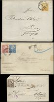 61589 / 1630 - Philately / Europe / Hungary / Kingdom of Hungary 1867–1918