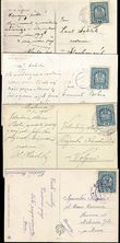 62828 / 2 - Philately / Czechoslovakia 1918-1939 / Forerunners 1918-1919