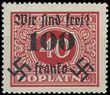 63052 / 719 - Philately / Occupations / Sudetenland