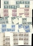 63736 / 747 - Philately / Protectorate Bohemia-Moravia / Issues 1939-1945