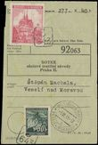 66173 / 0 - Philately / Protectorate Bohemia-Moravia / Issues 1939-1945