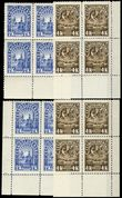 67975 / 0 - Filatelie / ČSR II. / Vydání 1945-1953