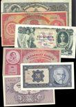68804 / 3170 - Banknotes
