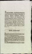 70405 / 2875 - Historické dokumenty, mapy / Cirkuláře, věstníky