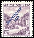 70837 / 1048 - Philately / Slovakia 1939-1945 / Stamps