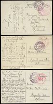 70901 / 1621 - Philately / Europe / Austria / Philatelic Domains / FP - Military Navy