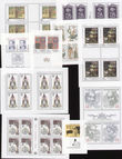 72592 / 1337 - Philately / Czech Republic / Stamps
