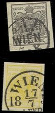 72814 / 2151 - Philately / Europe / Austria / Monarchy - Stamps