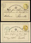 72866 / 2257 - Philately / Europe / Austria / Postal stationery