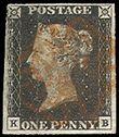 72961 / 2410 - Filatelie / Evropa / Velká Británie / Viktorie