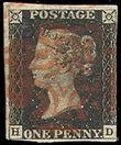 72963 / 2411 - Filatelie / Evropa / Velká Británie / Viktorie