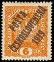 73400 / 134 - Filatelie / ČSR I. / PČ 1919