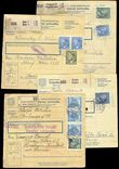 73651 / 852 - Philately / Protectorate Bohemia-Moravia / Prisons, Work Camps