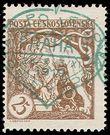 73803 / 115 - Filatelie / ČSR I. / Legionářské 1919