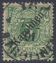 73915 / 2027 - Philately / Europe / Germany / German off. abroad / German Colonies