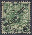 73915 / 2027 - Philately / Europe / Germany / German off. abroad / German Colonies