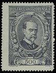 74363 / 235 - Filatelie / ČSR I. / Masaryk 1920