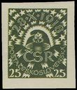 74575 / 562 - Filatelie / ČSR I. / Nepřijaté návrhy známek