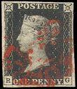 74897 / 2413 - Filatelie / Evropa / Velká Británie / Viktorie