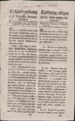 74898 / 2879 - Historické dokumenty, mapy / Cirkuláře, věstníky