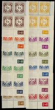 75092 / 841 - Philately / Protectorate Bohemia-Moravia / Official Stamps